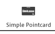 Simple Pointcard